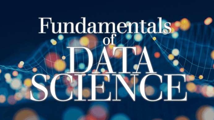 Data Science Fundamentals