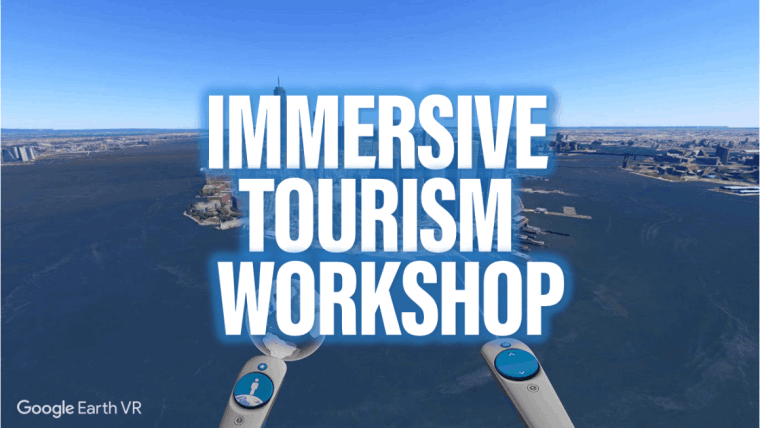 Immersive Tourism Workshop