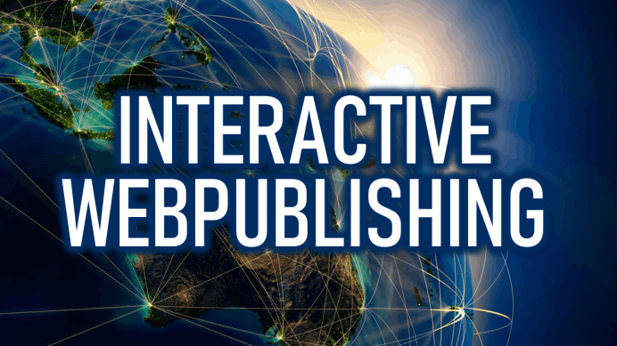 Interactive Web Publishing